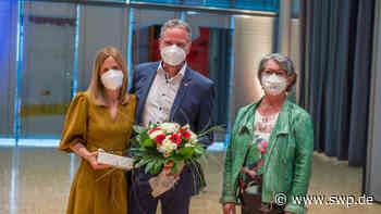 Bürgermeisterwahl Uhingen: Wittlinger setzt sich klar durch - SWP