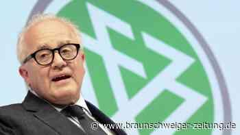 Entgleisung des DFB-Chefs: DFB-Sportgericht: Urteil im Fall Keller bis Ende Mai