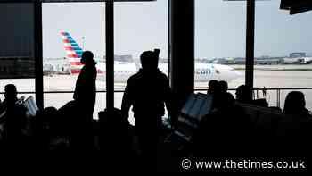 Airlines call on Boris Johnson and Joe Biden for UK-US travel corridor - The Times