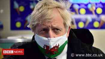 Wales election: Boris Johnson accuses Labour of 'going for separatism' - BBC News