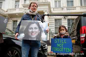 Boris Johnson says UK government doing 'everything we can' for Nazanin Zaghari-Ratcliffe - The Independent