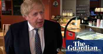 Boris Johnson says good chance social distancing rule will be scrapped in June – video - The Guardian