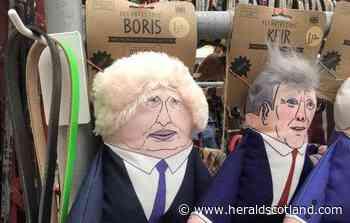 How Boris Johnson can address the problem of wallpaper bills at No 10 - HeraldScotland