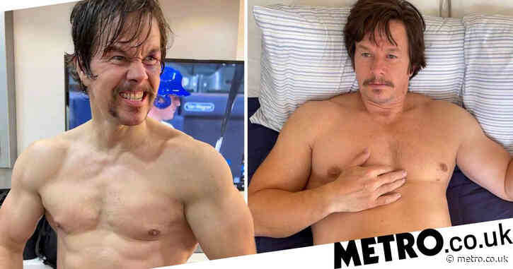 Mark Wahlberg reveals weight gain for upcoming movie role in Father Stu as he aims to put on 30lb in six weeks