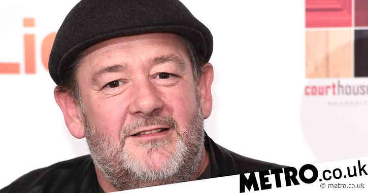 Johnny Vegas opens 'labour of love' glamping site after buying camper van on a whim