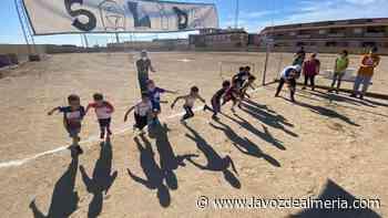 Maravilloso Cross Solidario del CEIP La Venta del Viso - La Voz de Almería