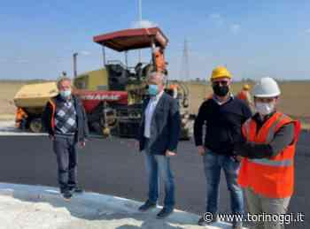 Strade provinciali: lavori in corso a Crescentino, Saluggia, Palazzolo - TorinOggi.it