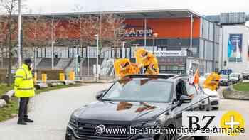 Keine Genehmigung für Aktion der Fans der Grizzlys Wolfsburg