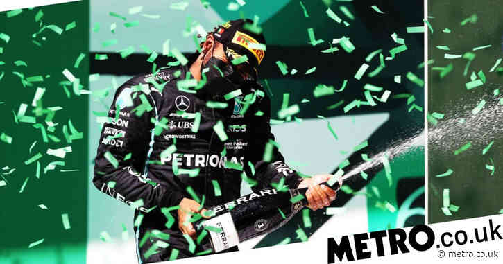 Portuguese F1: A nice surprise for Lewis Hamilton as Max Verstappen finds he can't cut corners