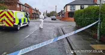 Teen boy, 15, stabbed to death after hammering on door of house near attack