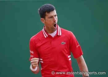BRILLIANT: Novak Djokovic Equals Serena Williams' Prestigious Record - EssentiallySports