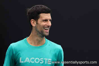 WALL OF HONOR: Serbia Pays Another Priceless Tribute to Novak Djokovic - EssentiallySports