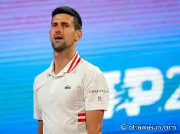 Novak Djokovic withdraws from Madrid Open - Ottawa Sun