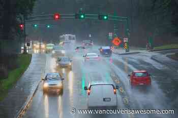 Here is how much rain you can expect to see in Vancouver this week - Vancouver Is Awesome