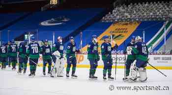 Depleted Canucks enter final stretch hoping to weather dark times - Sportsnet.ca