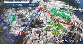 Weather Blog: Weather Systems are doing a Dance around KC - KSHB