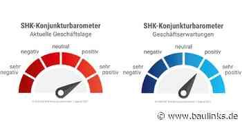 Positivtrend der SHK-Branche setzt sich fort