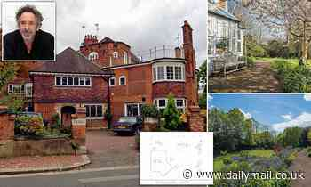 Tim Burton wins planning row with neighbours over bid to prune or chop down 15 trees