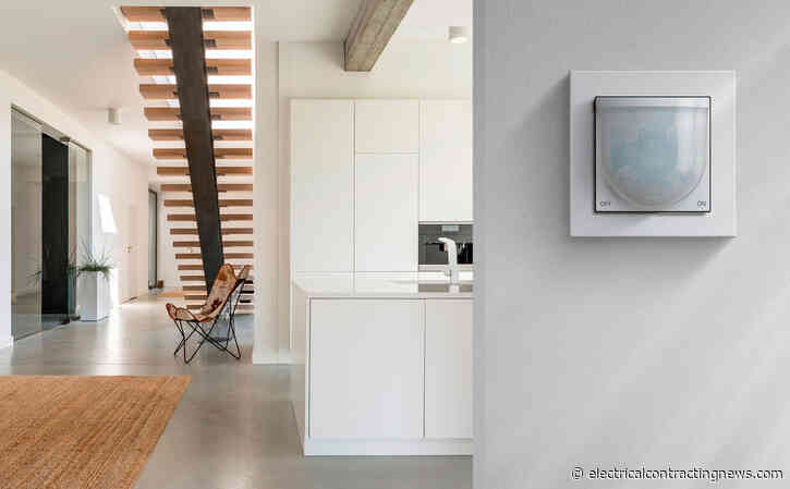 'Play it safe' with new Gira Motion Detector