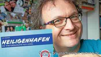 Schöppenstedter zeichnet Comic für Heiligenhafen