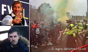 Gary Neville 'called on a lynch mob… nothing justifies that behaviour', insists Simon Jordan