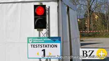 Drive-In-Testzentrum in Helmstedt längst nicht ausgelastet