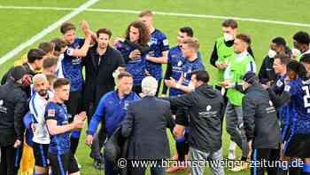 Bundesliga: Nach Corona-Quarantäne: Hertha entdeckt neuen Teamgeist