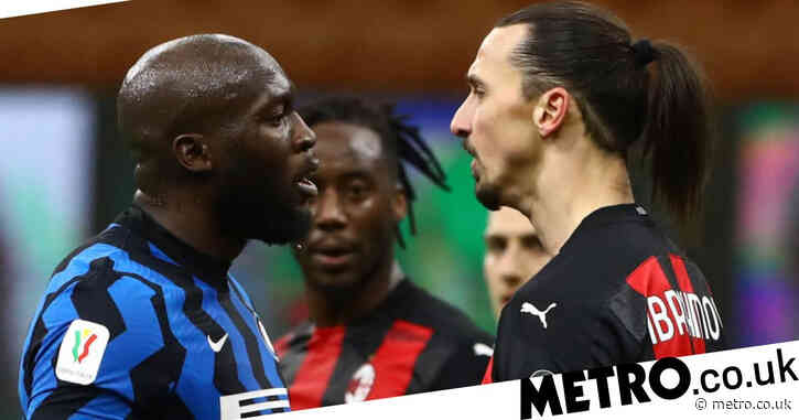 Romelu Lukaku takes dig at former Manchester United team-mate Zlatan Ibrahimovic after Inter Milan win the Scudetto
