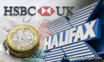 Halifax and HSBC are ending bank account switch offers this week - the deadlines to note