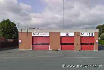 Renovatie brandweerarsenaal start op het dak (Moorslede) - Het Nieuwsblad