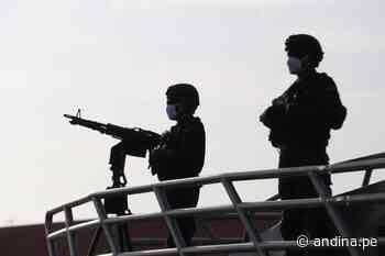 Hallan sin vida en Ancón a alumno de Escuela de Infantería de la Marina - Agencia Andina
