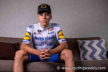 Here is the Deceuninck - Quick-Step squad supporting Remco Evenepoel the 2021 Giro d'Italia