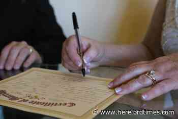 Both parents to be included on marriage certificates from today