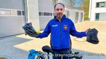 Präventionstag: Polizei Gifhorn kontrolliert Fahrradfahrer