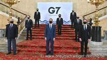 G7-Staaten beraten über globale Herausforderungen