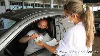 Xaxim já tem 23% da população imunizada contra a covid-19 - Canal Ideal