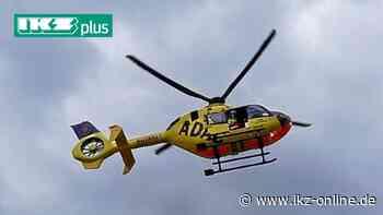 20-Jähriger nach Unfall in Hemer schwer verletzt - IKZ News
