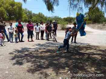 Regalando sonrisas en Zumpango - Zumpango Estado de México - Noticias de Texcoco