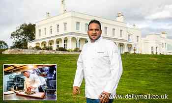 Celebrity chef Michael Caines, 52, tells of recruitment nightmare at his hotels and restaurants