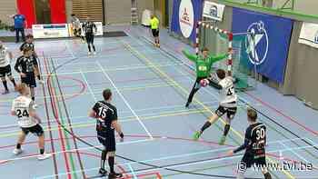Handbal Tongeren boekt eerste zege bij Atomix Haacht - TV Limburg