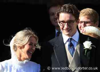 Herefordshire-born singer Ellie Goulding welcomes first child