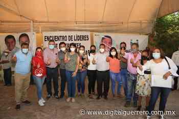 Militantes de Morena en Huitzuco se adhieren al proyecto ganador que lidera Héctor Vicario - Digital Guerrero