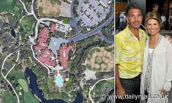 Lori Loughlin and her husband enjoyed 'secret trip to exclusive golf resort' after jail stints