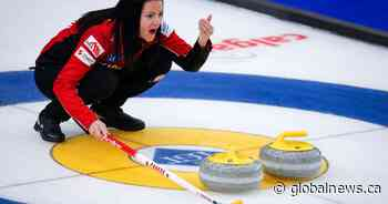 Canada's Kerri Einarson snaps world curling losing streak, but more COVID-19 among TV staff