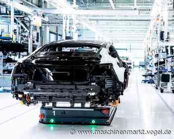 Audi-Werk Neckarsulm wird Pilot für digitale Produktion und Logistik - MM Maschinenmarkt