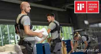 Preiswürdige Exoskelette   Logistik   Branchen - Factory