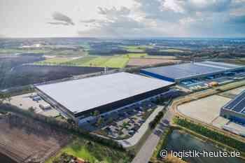 Neubau: Segro baut Distributionszentrum in Venray - Neubau (Logistikimmobilien)   News   LOGISTIK HEUTE - Das deutsche Logistikmagazin - Logistik Heute