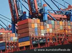 Logistik: Die Frachtraten für Container steigen auf neue Rekordhöhe - KunststoffWeb