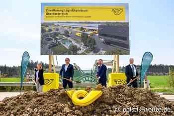 Logistikimmobilien: Spatenstich in Allhaming - Neubau (Logistikimmobilien)   News   LOGISTIK HEUTE - Das deutsche Logistikmagazin - Logistik Heute