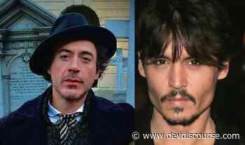 Sherlock Holmes 3: Is Robert Downey Jr. still lobbying for Johnny Depp? - Devdiscourse